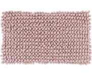 Federa arredo rosa cipria con palline di tessuto Iona