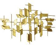 Decorazione da parete in metallo Tara
