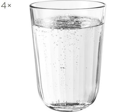 Bicchiere termico Facette 4 pz