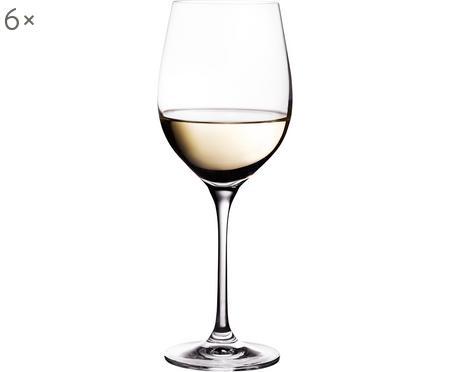 Bicchiere da vino bianco in cristallo  Harmony 6 pz
