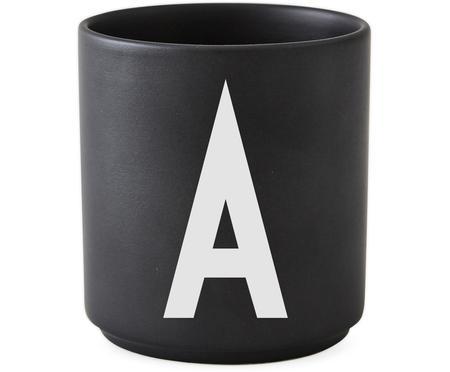 Tazza senza manico di design Personal (varianti dalla A alla Z)