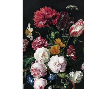 Carta da parati Golden Age Flowers