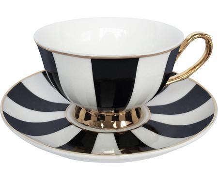 Tazza da tè Stripy 2 pz