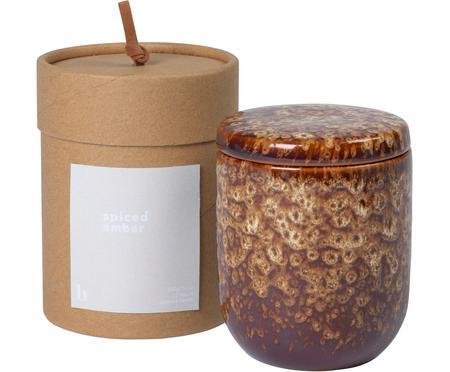Candela profumata Spiced Amber (ambra)