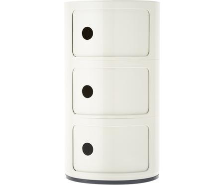 Comodino di design con cassetti Componibile