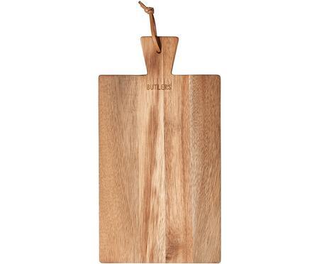 Tagliere in legno di acacia Cutting Crew