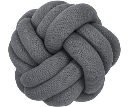 Cuscino grigio scuro Twist