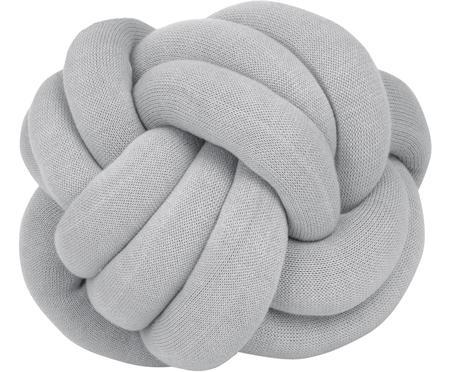 Cuscino grigio chiaro Twist