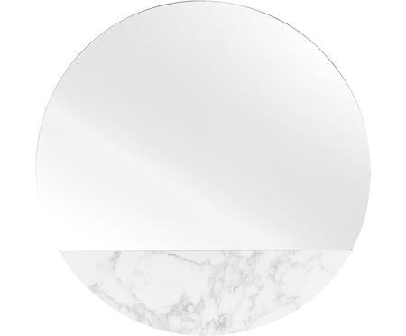 Specchio da parete effetto marmo Stockholm