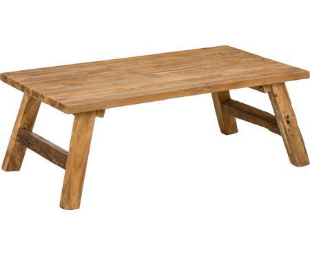 Tavolino da salotto in legno di teak Lawas