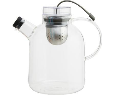 Teiera di design in vetro con colino Kettle, 1.5 L