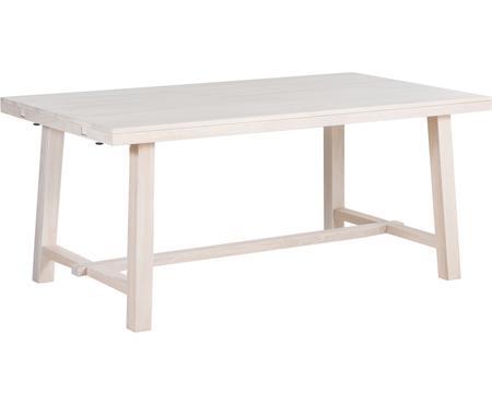 Tavolo allungabile in legno massello Brooklyn