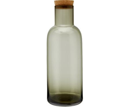 Bottiglia grigia trasparente Clearance, 1 L