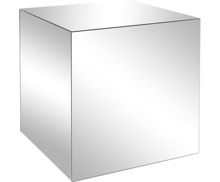 Tavolino quadrato a specchio Luxury