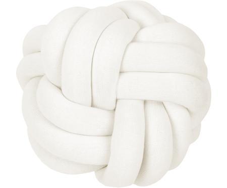Cuscino bianco Twist