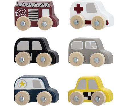 Seti di auto giocattolo in legno Car 6 pz