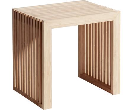 Sgabello in bambù Rib