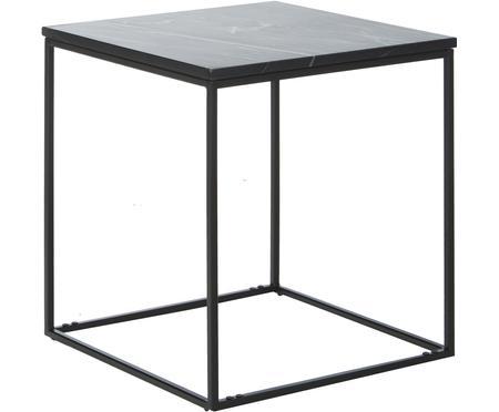 Tavolino con piano in marmo Alys