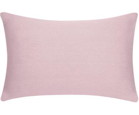 Federa arredo in cotone rosa Mads
