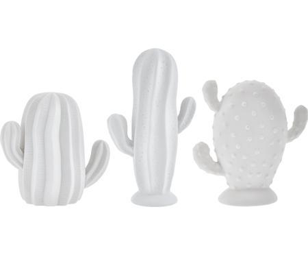 Set 3 cactus da decorazione Dina