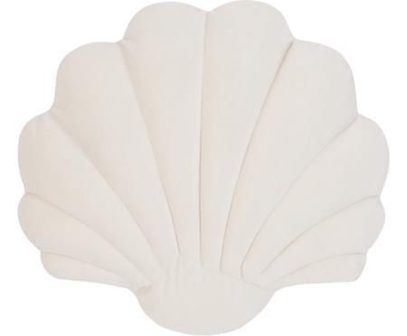 Cuscino in velluto Shell