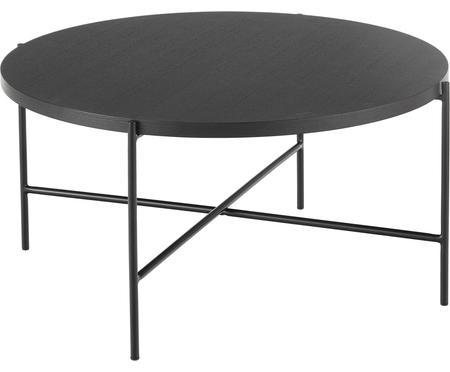 Tavolino da salotto rotondo Mica