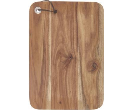 Tagliere in legno di acacia Acacia, 33x23 cm