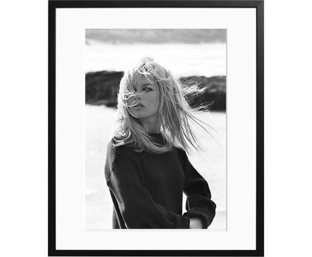 Stampa fotografica incorniciata Bardot Poses