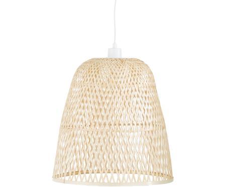 Lampada a sospensione in bambù Eve