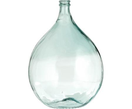Vaso da pavimento in vetro riciclato Mikkel