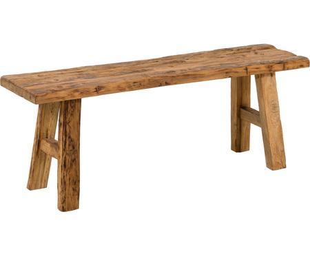 Panca in legno di teak massiccio Decorative