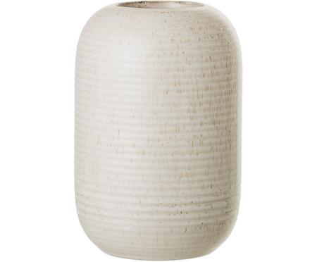Vaso in terracotta beige Aya