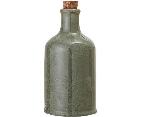 Bottiglia ermetica olio e aceto fatta a mano Pixie