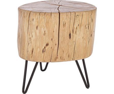 Tavolino in legno d'acacia Arthur