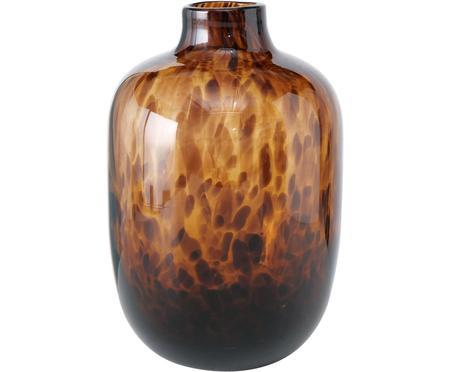 Vaso in vetro Leopard