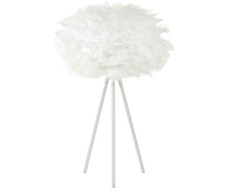 Lampada da tavolo in piume Eos Mini