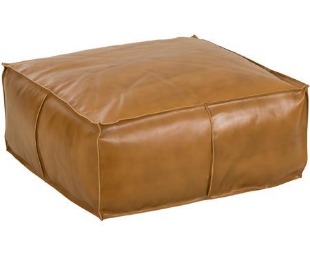 Cuscino da pavimento in pelle Arabica