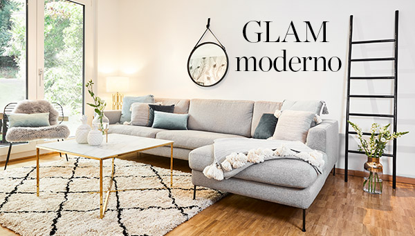 Glam moderno