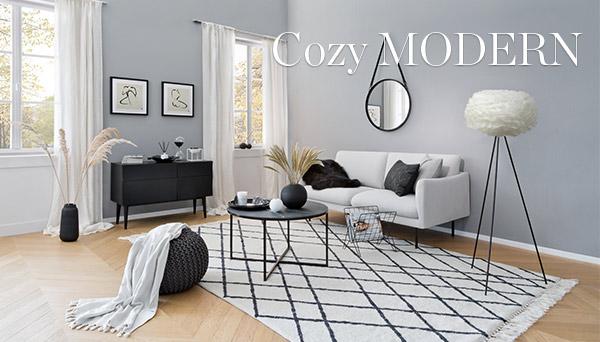Cosy modern