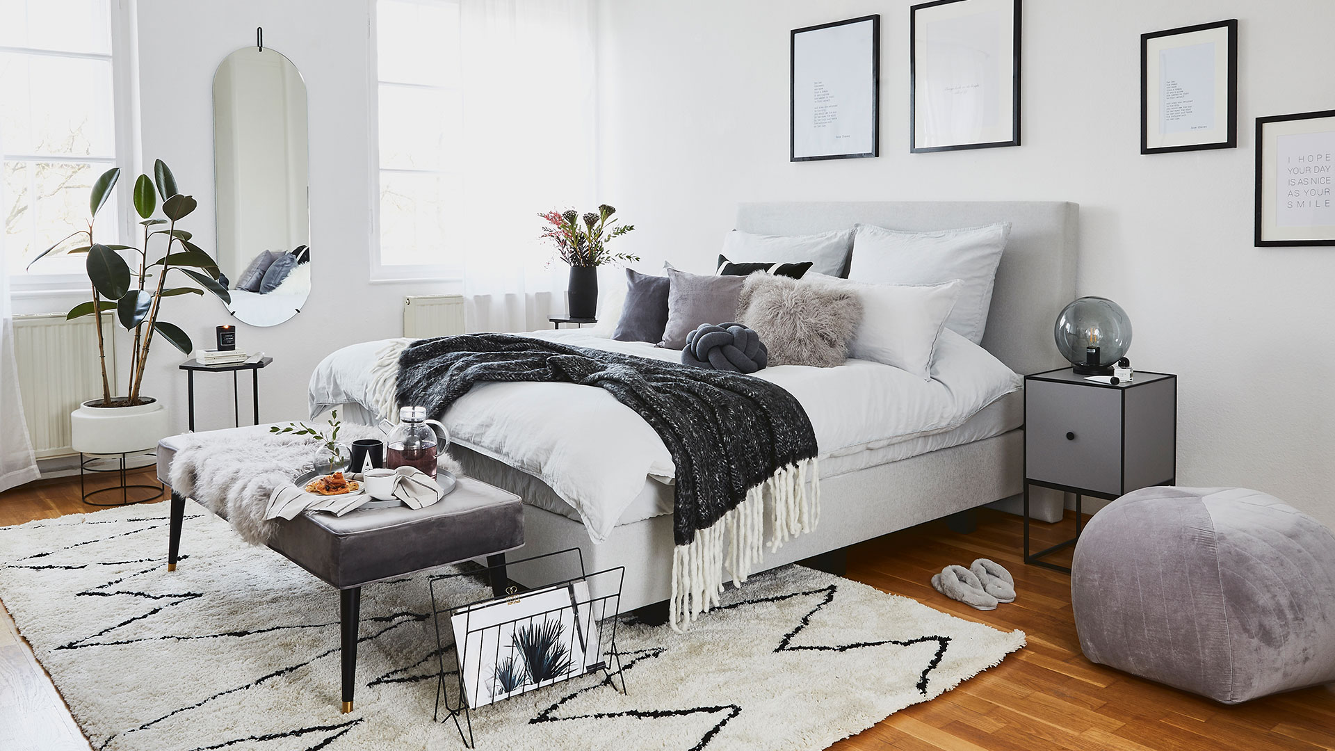 Bed-Style Modern
