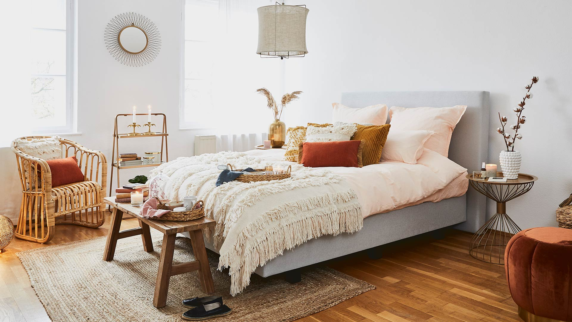 Bed-Style Etno