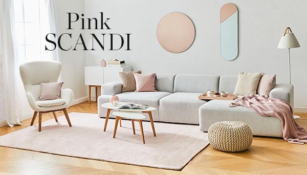 Pink Scandi
