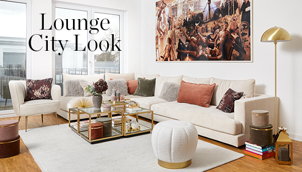 Lounge City Look