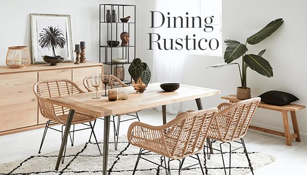 Dining Rustico