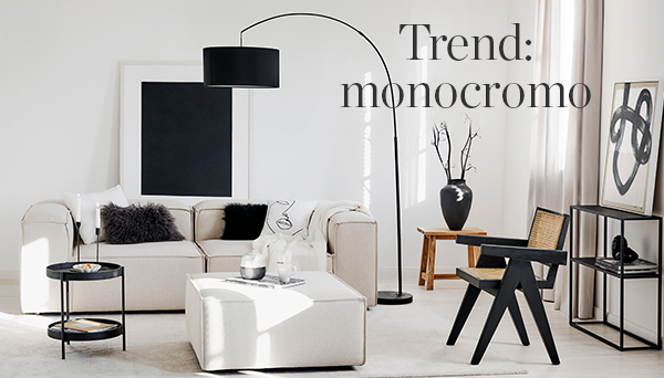 Trend: monocromo