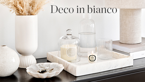 Deco in bianco