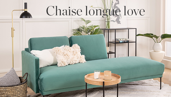 Chaise longue love