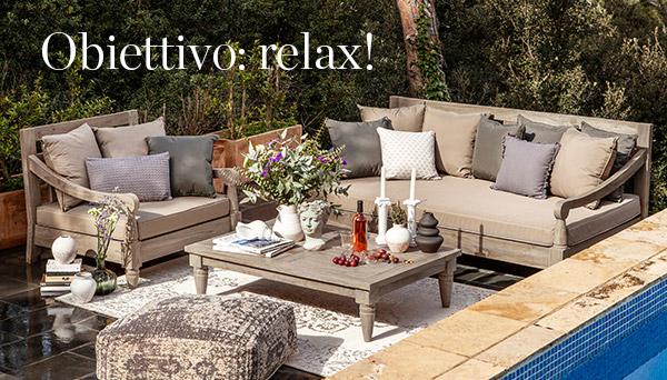 Obiettivo: relax!